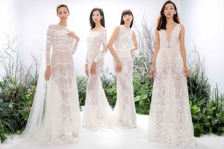 """Với nguồn cảm hứng đầu tiên là ba nàng thơ Hồ Ngọc Hà, Lukkade, Minh Tú, giờ đây """"She's A Goddess"""" còn thu nạp thêm vào vương quốc của các nữ thần rất nhiều gương mặt mới."""