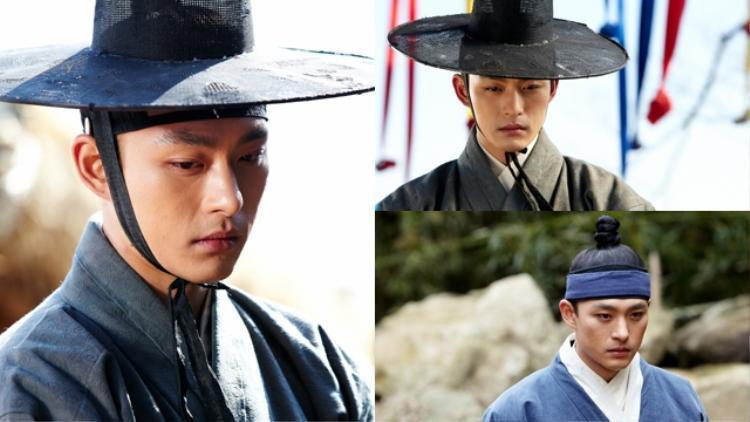 Hình ảnh của Jeon Tae Soo trong Cruel Palace - War of Flowers.