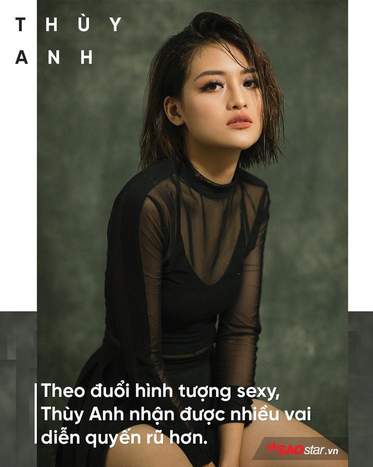Diễn viên Thuỳ Anh: Đăng ảnh khoe cơ thể sexy, tôi bị đánh giá là gái hư