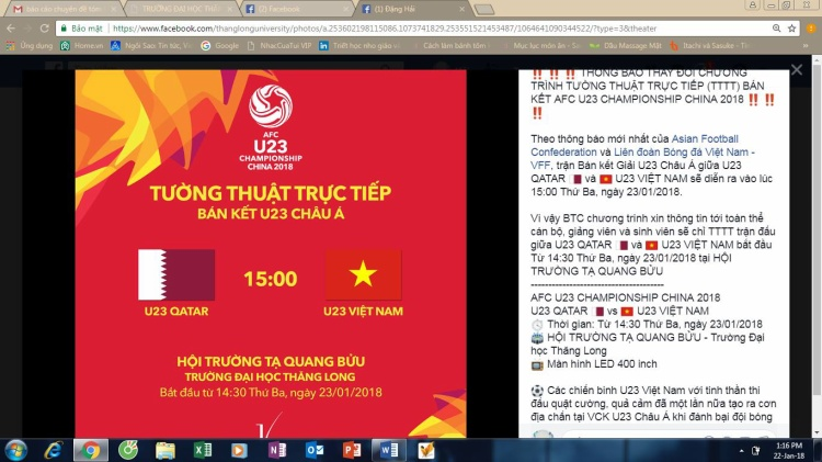 14 giờ chiều mai (23/1) chắc chắn không khí cả nước Việt Nam sẽ nóng hơn bao giờ hết.