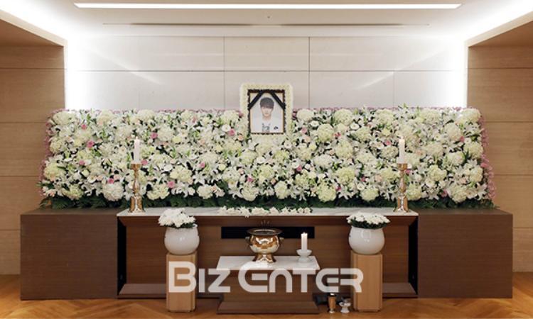 Nghẹn ngào trước di ảnh của Jeon Tae Soo khi qua đời ở tuổi 34