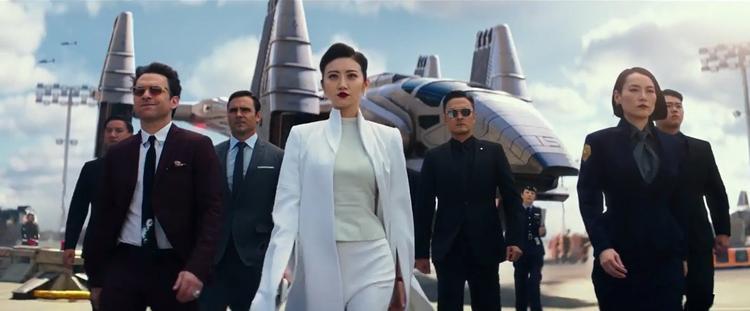 Cảnh Điềm dẫn đầu đội các nhà nghiên cứu.