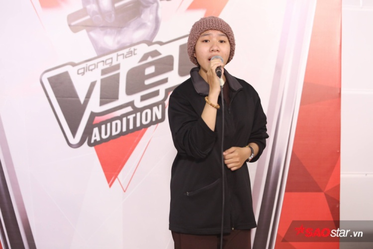 Á quân The Voice Kids  Huyền Trân và giấc mơ nhạc Trịnh tại The Voice 2018