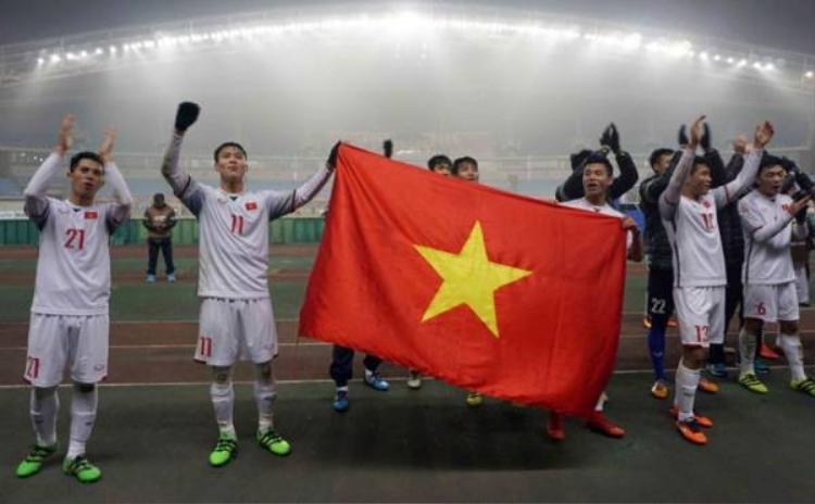 Lịch sử đang chờ U23 Việt Nam.