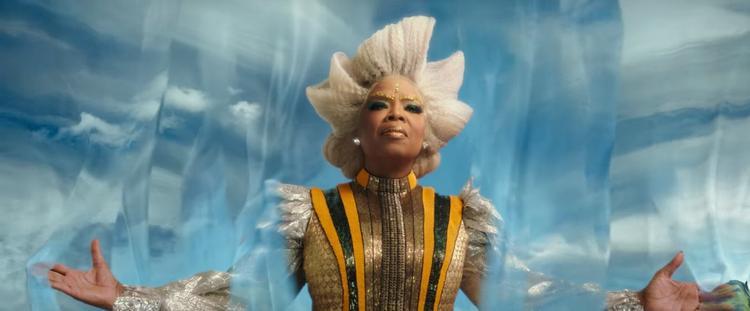 Oprah Winfreytrong vai Mrs. Which