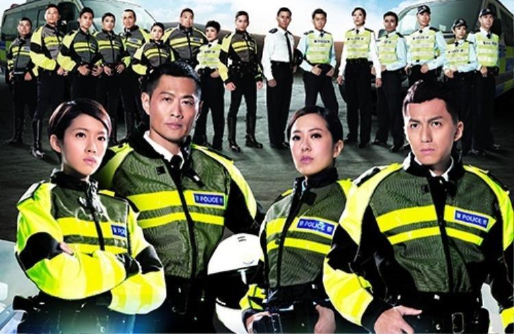 """""""Thiết mã gặp chiến xa"""" là bộ phim ăn khách TVB 2016"""