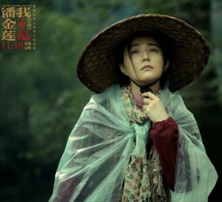 """Năm 2017, 4 giải Ảnh hậu danh giá đều thuộc về Phạm Băng Băng trong bộ phim """"Tôi không phải là Phan Kim Liên""""."""
