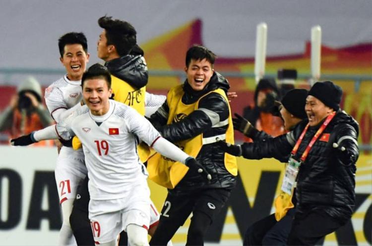 U23 Việt Nam tiếp tục khiến cả châu Á phải sửng sốt.