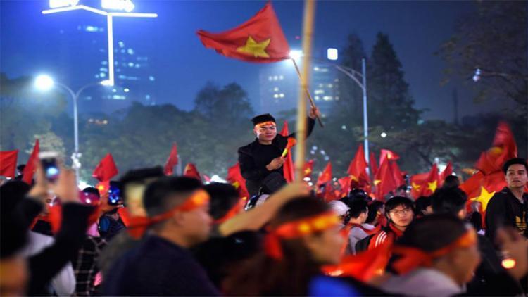 """Từ thân phận kẻ """"lót đường"""", các cầu thủ U23 Việt Nam đã làm thay đổi hoàn toàn suy nghĩ của giới hâm mộ bóng đá trên toàn châu Á."""