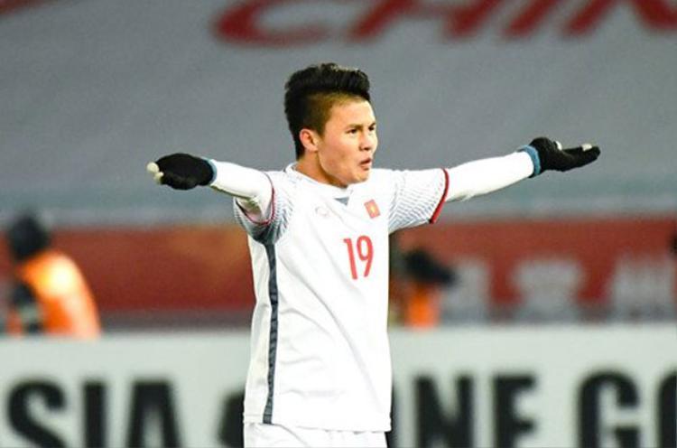 CĐV Qatar ví Quang Hải là Messi.