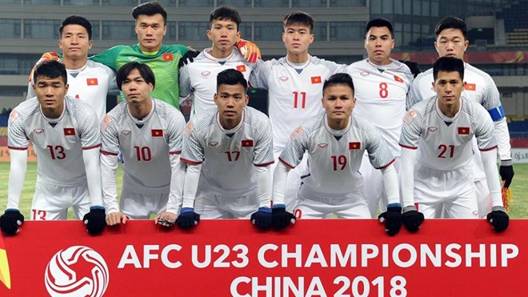 U23 Việt Nam không có suất dự Olympic 2020 dù có vô địch U23 châu Á 2018.