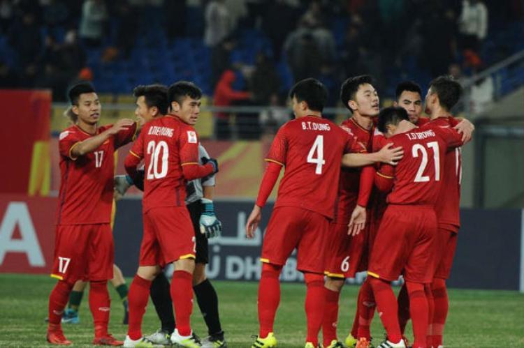 U23 Việt Nam đã kiên cường tiến vào vòng chung kết giải U23 châu Á 2018.