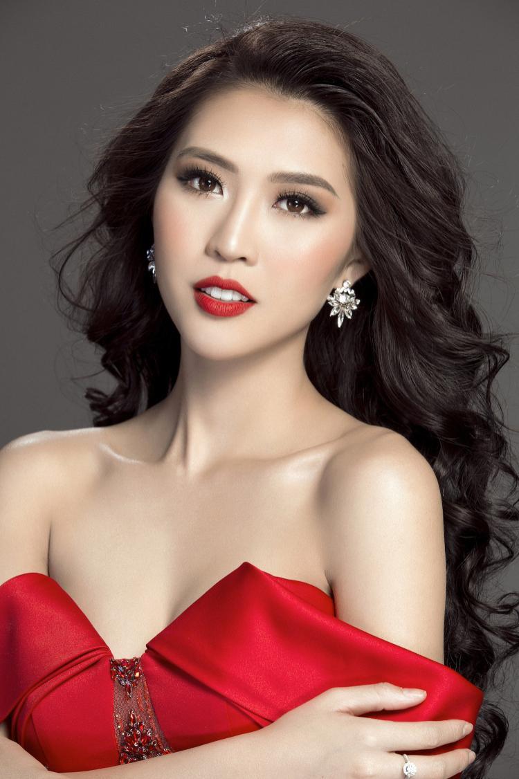 Tường Linh sẽ lọt top 15Miss Intercontinentalnhờ bình chọn?