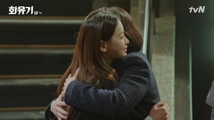 Jonathan ôm chầm tình đầu Sun Mi ngày gặp lại