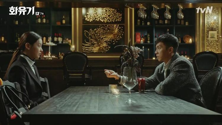 Son Oh Gong muốn thiết lập lời hứa với Jin Sun Mi rằng nếu cô phản bội anh, anh có quyền giết cô mà không còn bị vòng kim cô giam hãm