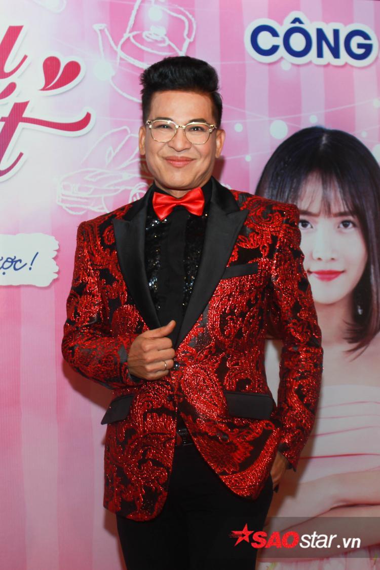 Nghệ sĩ Thanh Bạch trong vai khách mời.