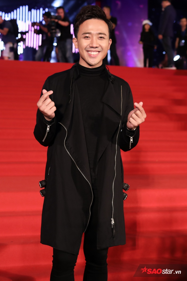 MC/diễn viên Trấn Thành.