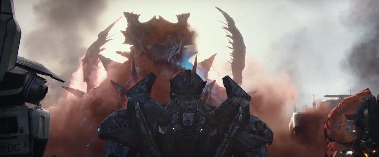 Pacific Rim 2 mang đến những con quái vật Kaiju to hơn, hung bạo và nguy hiểm hơn