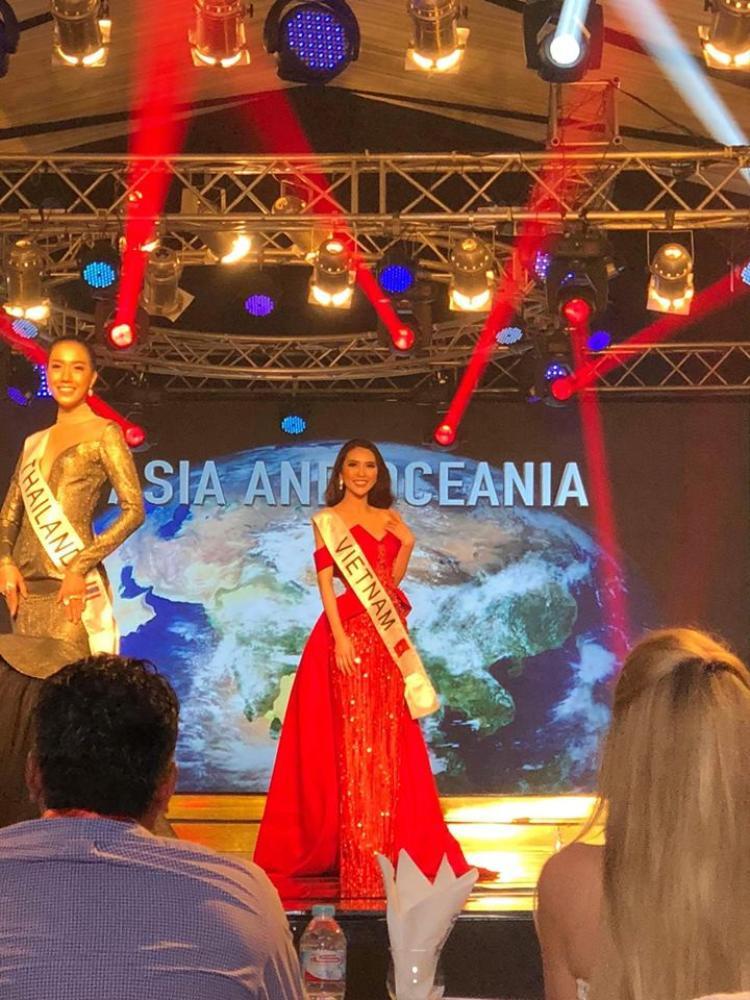 Miss Intercontinental 2017: Mexico đăng quang, Tường Linh dừng chân ở top 18 với danh hiệu Thí sinh được yêu thích nhất