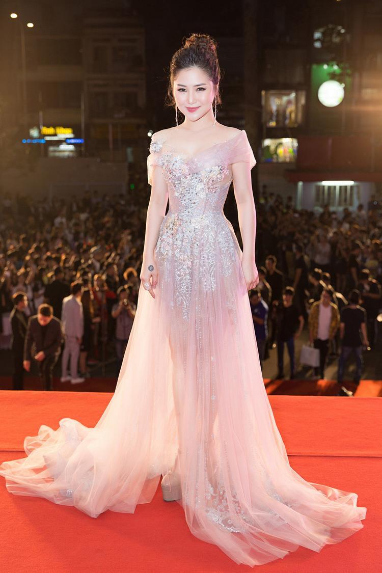 Hương Tràm xuất sắc giành 5 hạng mục đề cử tại lễ trao giải này.