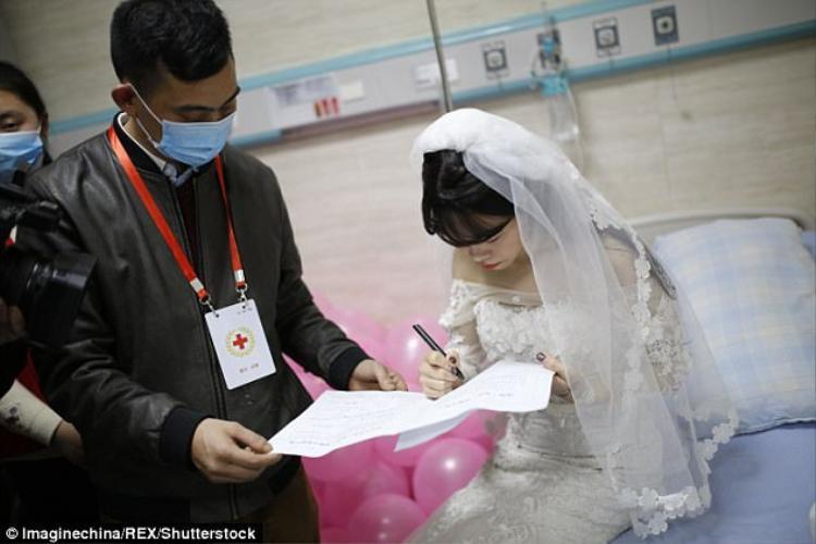 Cô gái trẻ quyết hiến tạng để phục vụ y học sau khi qua đời. Ảnh: REX