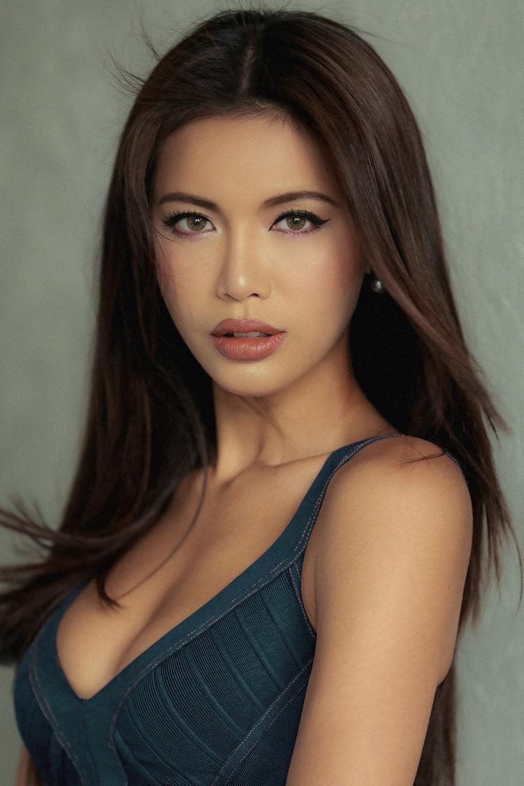 …thừa nhận hâm mộ siêu mẫu Minh Tú từ lâu.