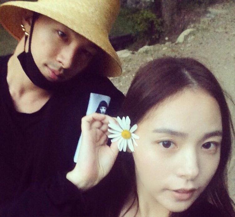 Taeyang - Min Hyo Rin kết hôn vào ngày 3/2.