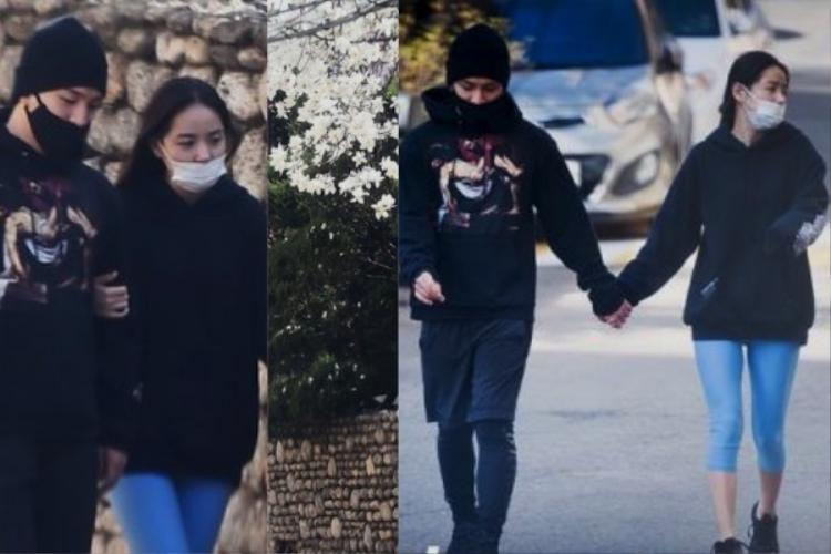 Thiệp cưới của Taeyang  Min Hyo Rin bất ngờ được tiết lộ