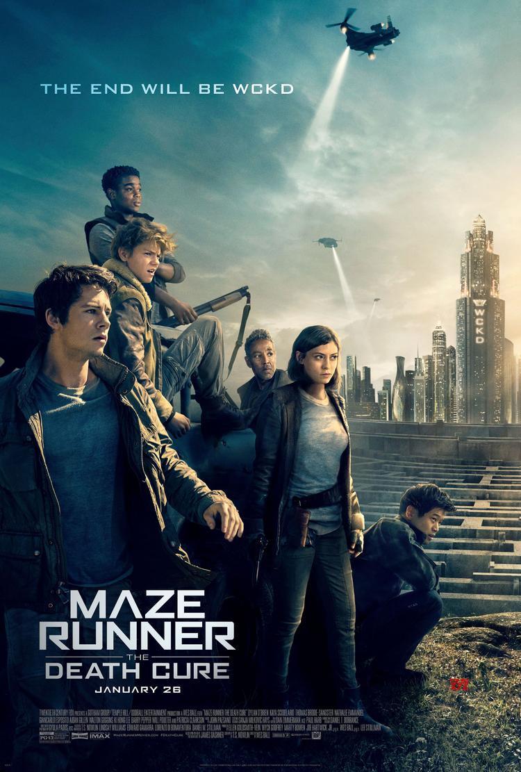 Lối thoát tử thần: Xứng đáng là cái kết đẹp cho series Maze Runner