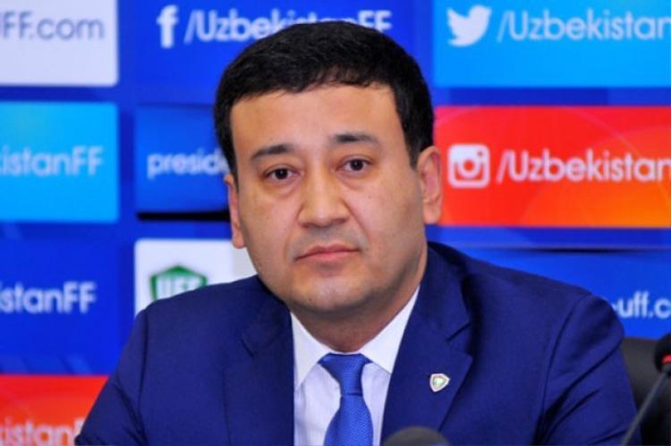 Ông Umid Ahmedjanov tự tin vào khả năng U23 Uzbekistan sẽ vô địch.