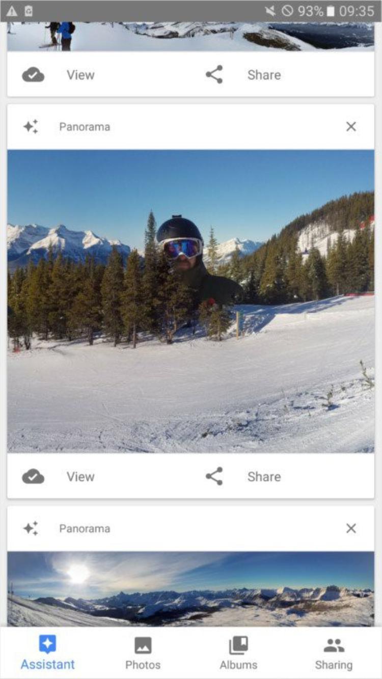 Google Photos vừa tạo ra một tấm ảnh lỗi kinh điển, mới nhìn thôi đã buồn cười
