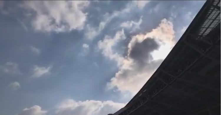 Tia nắng le lói trên bầu trời Thường Châu.