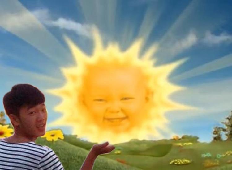 Mặt trời bé con đầy ám ảnh…