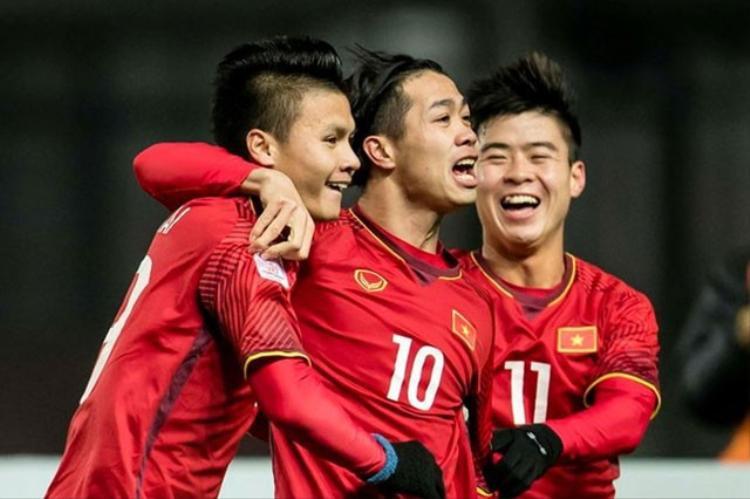 U23 Việt Nam liên tục gây bất ngờ tại giải U23 châu Á 2018.