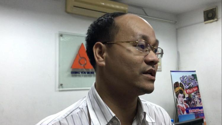 Ông Nguyễn Thế Nghị, Giám đốc Công ty ANZ đã thừa nhận sai sót.