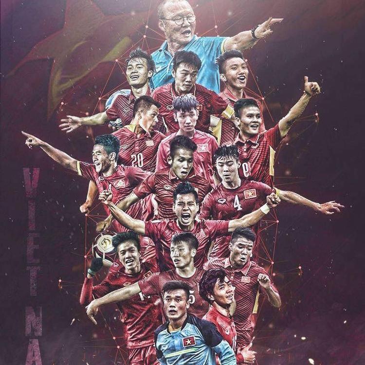 Họ xứng đáng là người hùng trong 90 triệu trái tim Việt.
