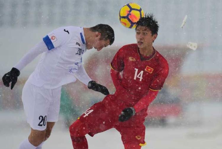 U23 Việt Nam xứng đáng được khen ngợi bởi lòng thi đấu quả cảm.