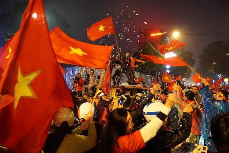 Người hâm mộ Việt Nam có quyền tự hào về các cầu thủ của mình.