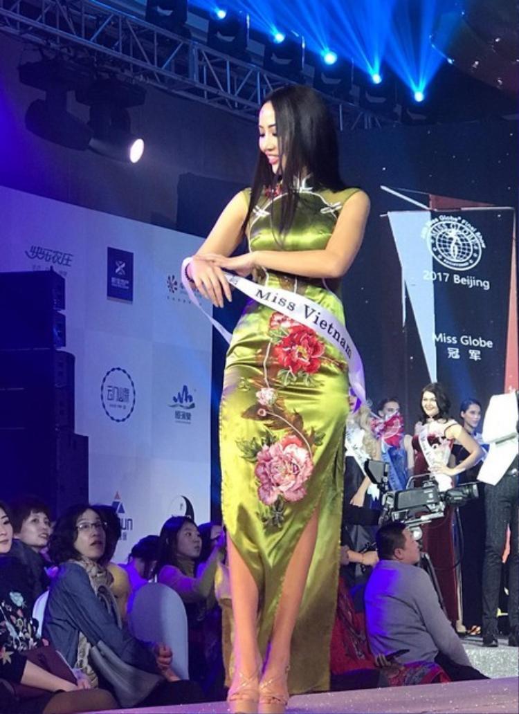 Ở phần thi Tài năng, Kiko Chan cũng được BGK đánh giá cao và lọt vào top thí sinh tài năng khi thể hiện cảm xúc ca khúc Hello Việt Nam bằng hai thứ tiếng.