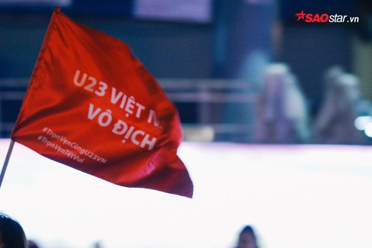 Nhưng trên hết trong lòng chúng ta, U23 chính là nhà đương kim vô địch.