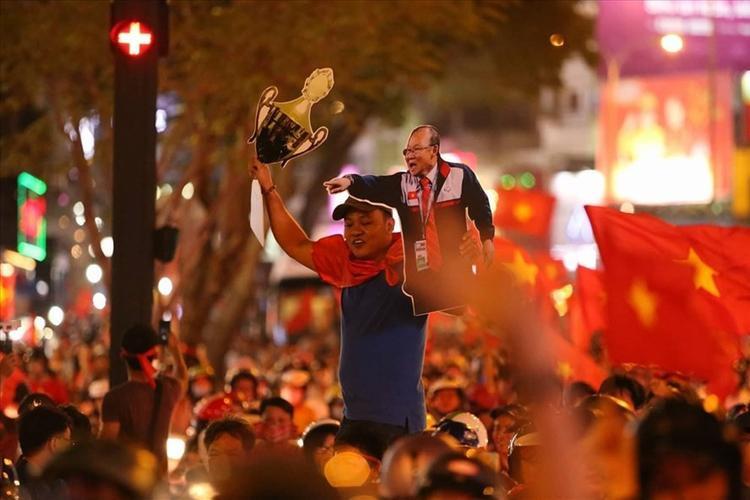 U23 Việt Nam đã vô địch trong lòng người hâm mộ.