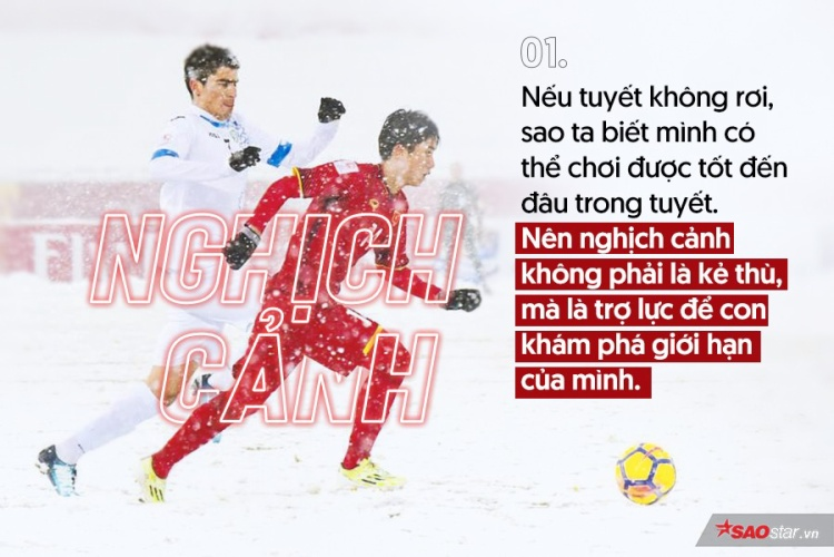 6 bài học thấm thía mà đội tuyển U23 Việt Nam đã thầm lặng gửi gắm đến người hâm mộ
