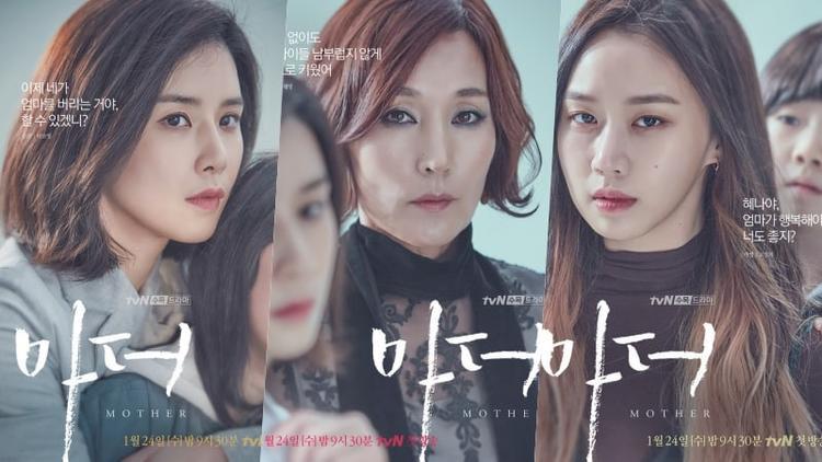 Mother là bộ phim xoanh quanh 3 người mẹ