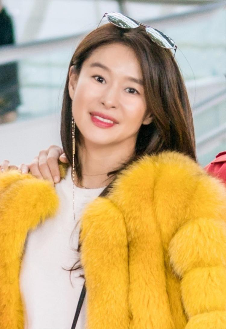 Nữ diễn viên Ye Ji Won.