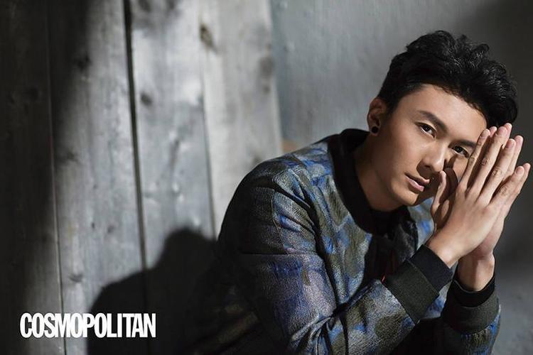 Vương Hạo Tín đang được xem là Nhất ca TVB, chung hàng với Trần Hào, Trần triển Bằng và Mã Quốc Minh