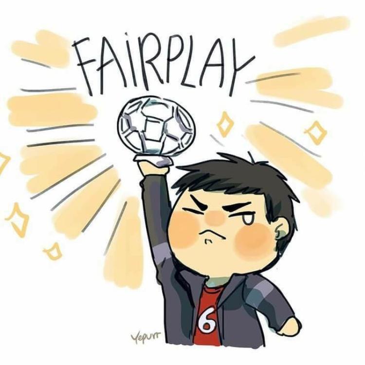 Đội chơi Fairplay nhất giải không ai khác chính là U23 Việt Nam!