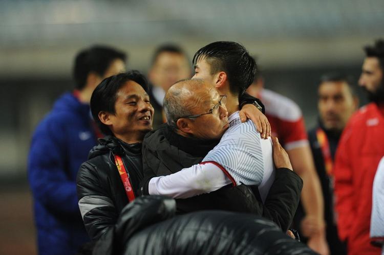 Ông Park ghi dấu ấn lớn cùng U23 Việt Nam.