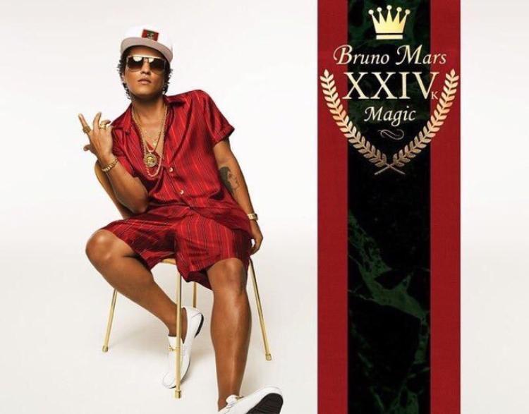 Album 24K Magic cùng 2 single bên trong: 24K Magic và That's What I Like đã đưa cái tên Bruno Mars lên đỉnh vinh quang trong năm nay.