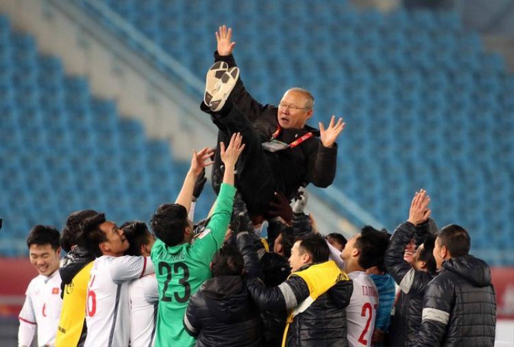 HLV Park Hang Seo: Cầu thủ Việt có những tố chất mà ngay đến cầu thủ Hàn, Nhật cũng không có