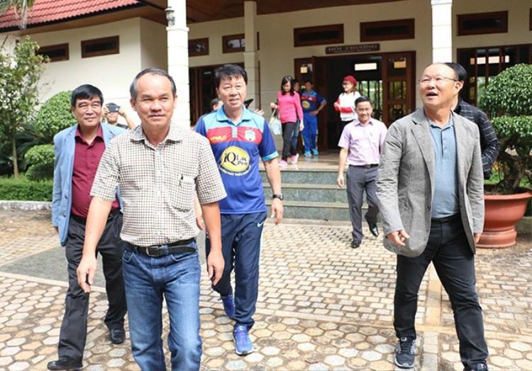 Sự thành công của U23 Việt Nam có đóng góp cực lớn của bầu Đức khi ông mời HLV Park Hang Seo về dẫn dắt.